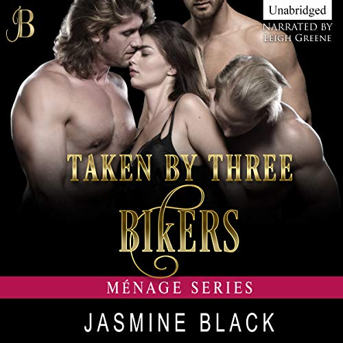 Taken by Three Bikers  cover art