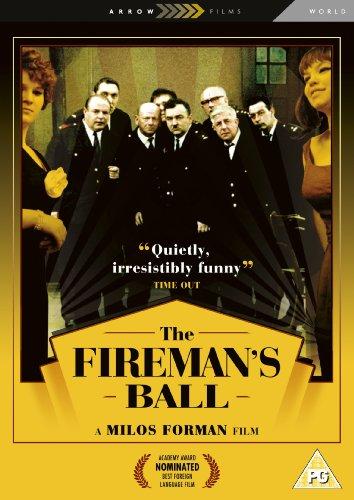 ARROW VIDEO The Fireman's Ball [DVD]