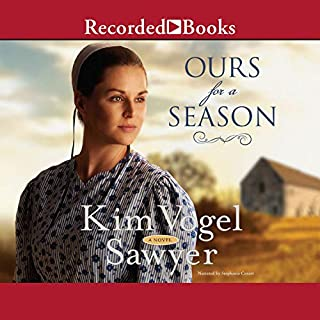 Ours for a Season audiobook cover art