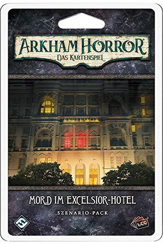 Arkham Horror Kartenspiel LCG Harvey Walters Ermittlerdeck