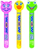 WoW World of Watersports, 17-2058 Flotadores inflables para piscina, paquete de 3 pals, Ducky Froggy & Piggy