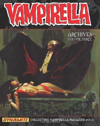 Vampirella Archives Volume 3: 03