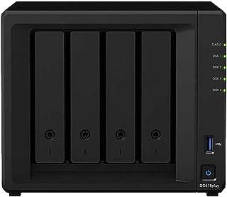 Synology DiskStation DS418play Ethernet Escritorio Negro NAS