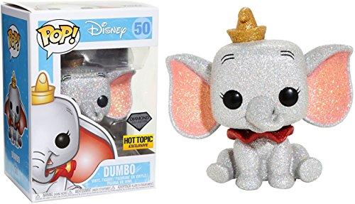 Figura Pop Disney Dumbo Glitter Exclusive