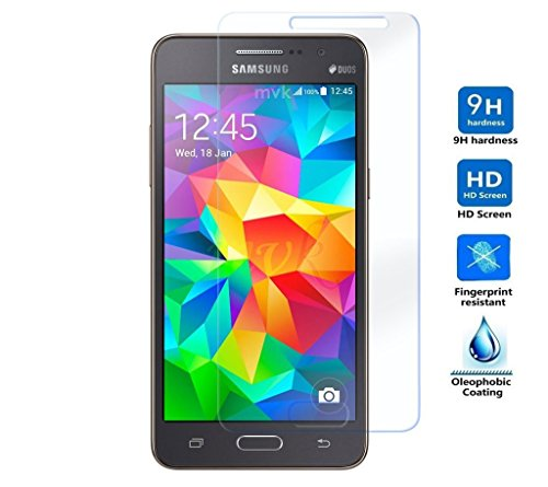 REY Protector de Pantalla para Samsung Galaxy Grand Prime G5