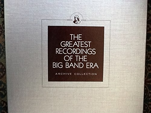The Greatest Recordings of the Big Band Era Archive Collection 95 / 96 [The Franklin Mint Record Society]: Les Brown - Vol. 2 / Jean Goldkette / Richard Himber (Boxed LP Set) -  Les Brown, Jean Goldkette, Richard Himber, Vinyl