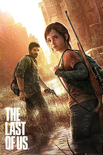 Close Up The Last of Us Poster (61cm x 91,5cm)