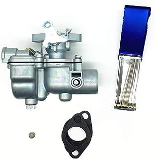 QMOKO 251234R92 Carburetor for IH Farmall Cub Tractor Carb LoBoy Replacement for 154 184 185 C60 LowBoy 251234R91, 63349C91, 364579R91, 405004R91, 71523C92, 71523C91, 251234R94, 251234R93, 251293R91