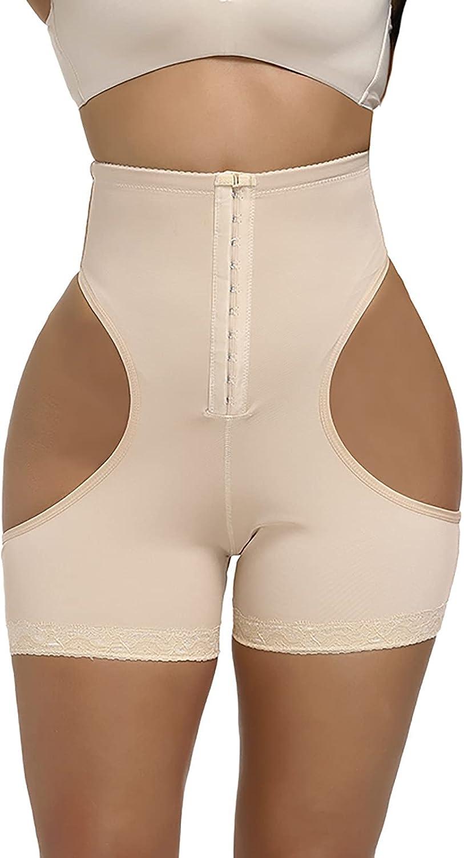Zainafacai Waist Trainer for Women Butt Lifter Shapewear Waist Cincher Girdle Tummy Slimmer Sexy Thong Panty Shapewear