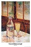 1art1 Vincent Van Gogh - Stillleben Mit Absinth, 1887