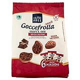 Nutrifree Gocciolotti Snack Gusto Cioccolato 6 Porzioni Da 40 g