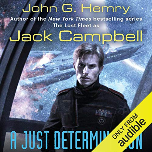 A Just Determination Audiobook By Jack Campbell cover art