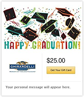 Ghirardelli Chocolate Company Gift Cards - E-mail Delivery