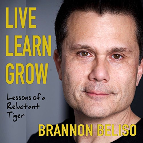 Live Learn Grow audiobook cover art