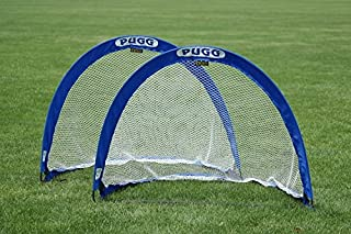 4 Foot Pop Up Soccer Goal - Portable Training Futsal...
