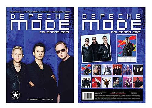 Depeche Mode Kalender 2021 A3 Und Depeche Mode Schlüsselring
