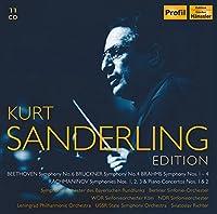 Kurt Sanderling Edition [Various, Kurt Sanderling ] [PROFIL: PH13037] by Various (2015-11-07)
