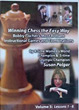 Susan Polgar Vol 5 Bobby Fischer`s Most Brilliant Games