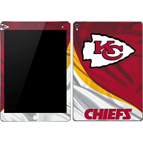 Skinit Decal Tablet Skin Compatible with iPad Pro 9.7in - Officially Licensed NFL Kansas City Chiefs Design