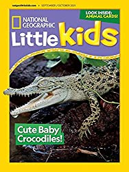 National Geographic Little Kids -- subscription for preschoolers