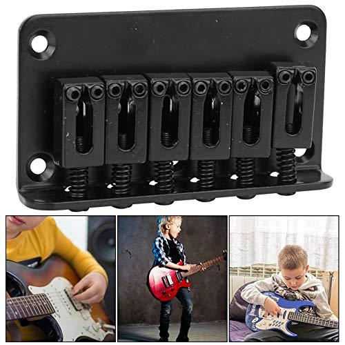 Accesorios para guitarra eléctrica, puente de guitarra de aplicación amplia de metal,...