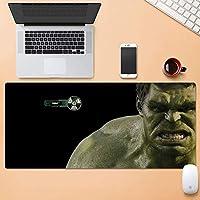 Mopoq スーパーヒーローインクレディブル・ハルクハルクハルク - ソフトや携帯E-スポーツゲーミングマウスパッド) (Color : 900*300mm, Size : 3mm)