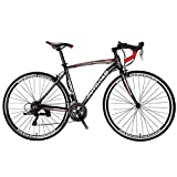 Max4out Road Bike for Men and Women, Featuring 21 Speed Drivetrain, 700C Wheel and Y Brake...