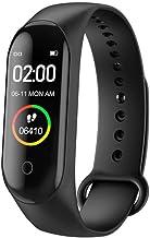 Slimme sportarmband Polsband Bloeddruk Hartslagmeter Stappenteller Bluetooth Smart Watch