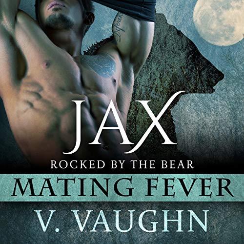 Couverture de Jax: Mating Fever