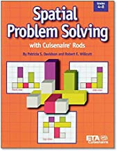 hand2mind 4280 Spatial Problem Solving with Cuisenaire Rods Book