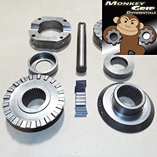 MONKEY GRIP LUNCHBOX LOCKER - DANA 44-30 SPLINE - COMPATIBLE WITH FORD CHEVY GMC
