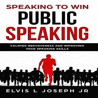Speaking to Win audiobook cover art