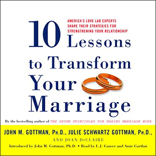 Ten Lessons to Transform Your Marriage cover art