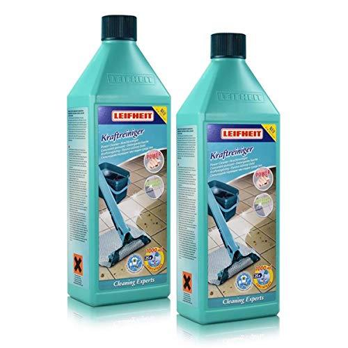 2x Leifheit Kraftreiniger Cleaning Experts 1 L