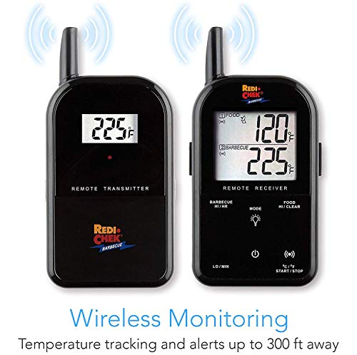 Maverick ET732B Wireless Barbecue Thermometer, schwarz - 3