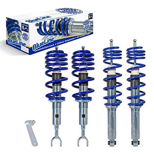 JOM Car Parts & Car Hifi GmbH 741018 Blueline Gewindefahrwerk