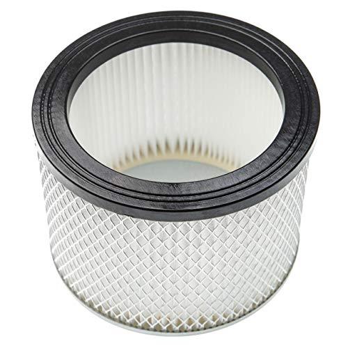 vhbw Staubsaugerfilter passend für Rowi RAS 800/18/1 Inox Staubsauger; Faltenfilter