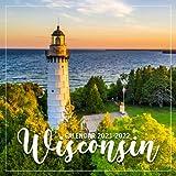 Wisconsin Calendar 2022: Calendar 2022 with 6 Months of 2021 Bonus