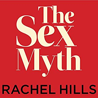 The Sex Myth audiobook cover art