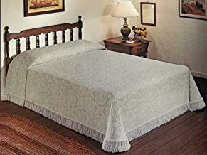Maine Heritage Bedspread - King - Linen