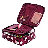 Ac.y.c Multifunction Cosmetic Bag Toiletry Bag Portable Makeup Pouch...