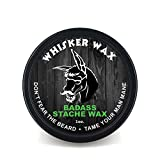 Badass Beard Care Mustache Wax