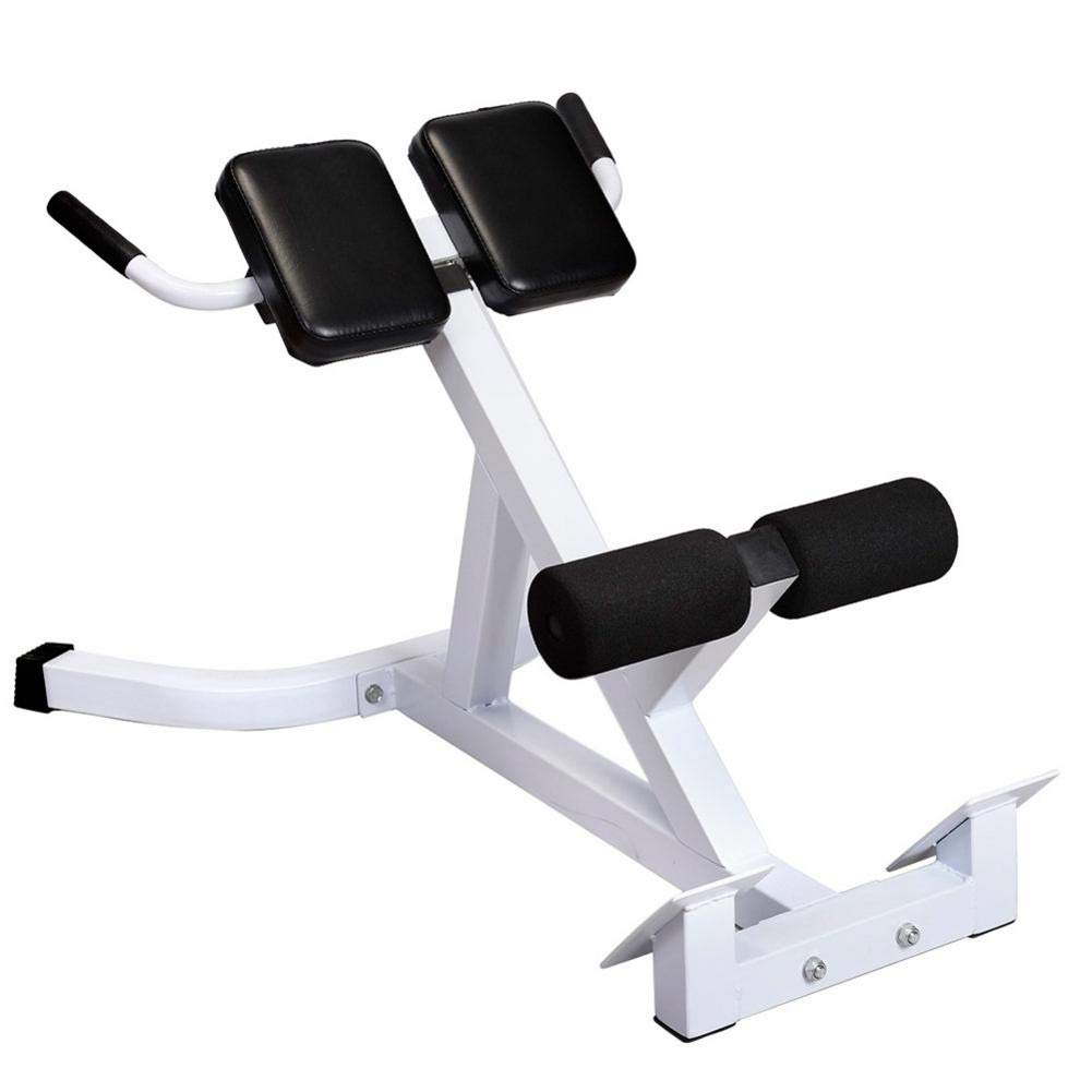 Roman Chair Arc Shaped Sit Up Bench Hyperextension Bench Adjustable 45 Degree Ab Back Abdominal Exercise Machine For Toning And Strength Training Buy Online In Grenada At Grenada Desertcart Com Productid 113249658