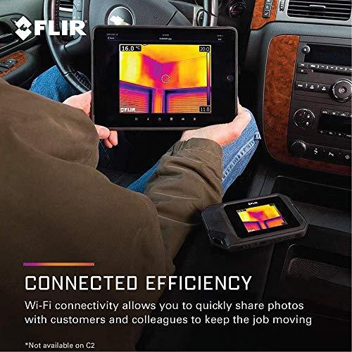 FLIR C3 Wärmebildkamera im Taschenformat mit Wifi - 2
