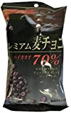プレミアム麦チョコハイカカオ70% 105g