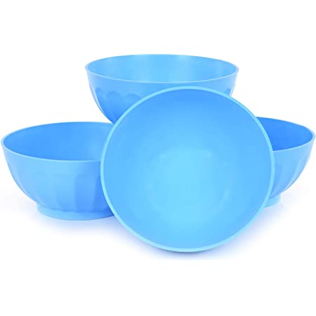 Dinnerware Soup Set 6pk Bowl For Soup Salads Melamine Cereal Bowls Popcorn