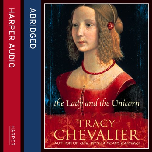 The Lady and the Unicorn cover art