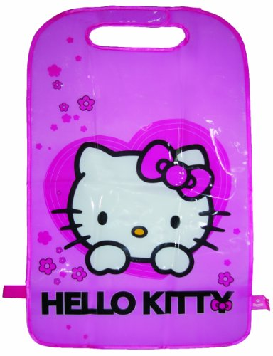 Hello Kitty - protection pour dossier de voiture