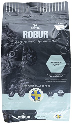 Bozita Hundefutter Robur Mother & Puppy 30/15, 1er Pack (1 x 3.25 kg)