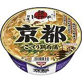 日清食品 麺NIPPON 京都こってり鶏白湯 109g×12個